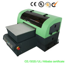 2014 hot sale digital banner printing machine price digital t shirt printer flatbed a3 digital printer
