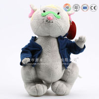 custom made mouse plush stuffed toy