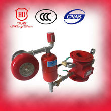 fire fighting equipment wet alarm valve For Fire Protection