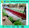 High quality decoration inflatable flower for party wedding
