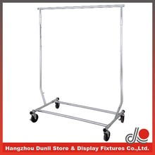 SUPER SIZED FOLDING LAUNDRY RACK - FOLDABLE COMPACT CLOTHES/GARMENT DRYER