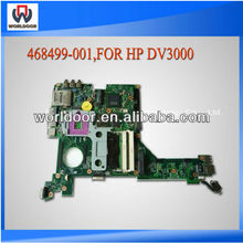 full tested for hp compaq v3000 motherboard DV2000 V3000 AMD 447805-001 with 45day warranty