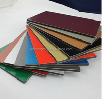 metal composite roofing panels/alucobond composite materials