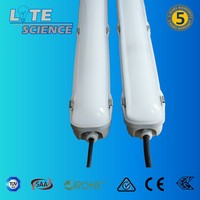 IP65 40W 120lm/w LED Triproof light , waterproof batten, Lifud driver , 5 years warranty