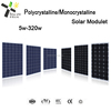 manufacturer OEM solar panel module 250 watt polycrystalline