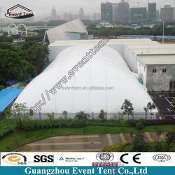 Low price fire retardant PVC bubble tree tent for sports event