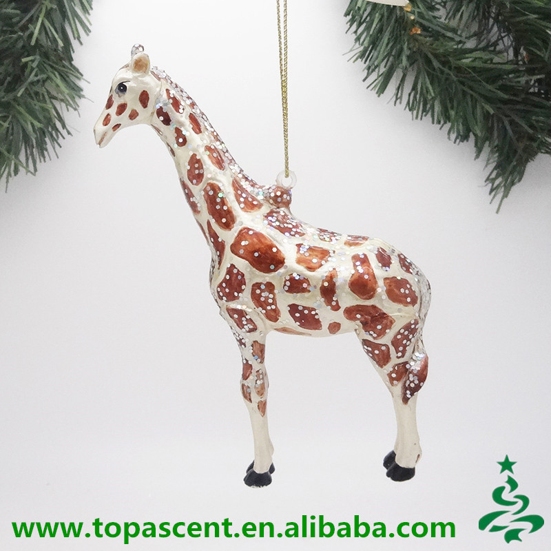 y110371ajpg - Animal Christmas Decorations