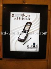 20 inch wall mount full hd lcd advertising monitor