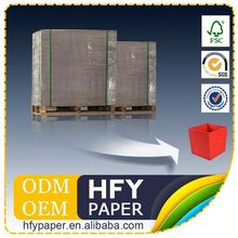 Premium Quality Factory Direct Price Scroll Paper 3Mm Thick Paper Gsm Grey Board