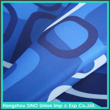 Alibaba supplier pvc coated/ 600d waterproof fabric for gazebo in hangzhou