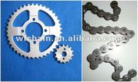 Moto sprocket and chain kits /motorcycle accessories
