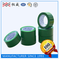FACTORY PRICE, FOR PACKING CARTON, BOPP GREEN PACKAGE TAPE