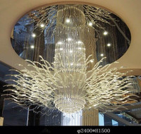 Modern Luxury House Decoration Celling Crystal Chandelier Light