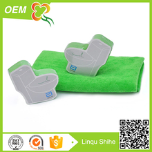 100% cotton compressed hand towel