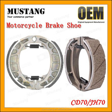 Manufacture Motorcycle Brake Shoe CD70 JH70 Experienced 27 Years