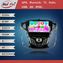 huifei Wince car radio with steering wheel control,3G,Wifi for Ford Focus 2012