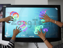 multitouch table of IR touch screen