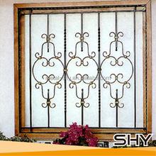 Window and Door Security of Wrought Iron Window Grates/Window Grill