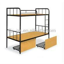 Most popular cheap metal bunk beds/metal double bunk bed/student metal bunk beds SBM08