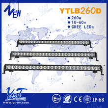 Y&T 260w new products 2015 innovative price drop shipping super slim led light bar for cheap used cars for sale