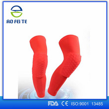 Made In China Anti-Slip Silicon Knee Brace Pad, Gel Knee Pad, Thermal Knee Pad For Basketball