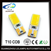 High Power Canbus T10 COB W5W 12V LED Light Bulb Auto Led Decoration Light