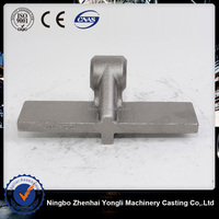 Hot sale factory directly china grey iron casting 80-55-06