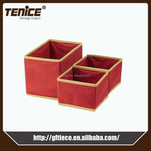 New products jewelry storage box drawer without lid for jewelry