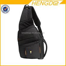 Designer hot selling nylon black waterproof camera bag