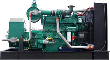 China manufacturer ! CHP 250kva p3 natural gas power generators with American engine
