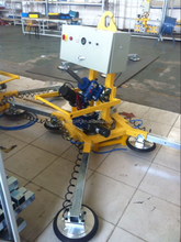 Vacuum glass lifting equipment