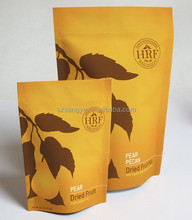 Factory Price Custom Printed Plastic Ziplock Bags For Dried Fruit