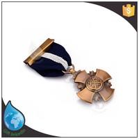 custom military metal badges and medal