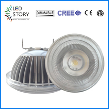 Aluminum Lamp Body LED Light Source Best quality 9W COB AR111