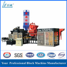 QT6-20 Manual Concrete Hollow Block Mold brick machine for sale with high quality
