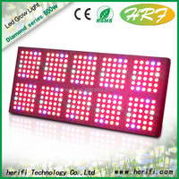 2015 all fruits bloom led grow lights/1000w led grow light, warmhouse led grow lighting 120*3W with full spectrum for grow&bloom