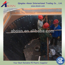 wear-resisttant uhmwpe coal bunker linning for electric power plant