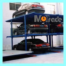 CE parking pit mechanical underground economic car parking lift
