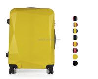 Cathylin 2015 diomand design fashion trolley luggage