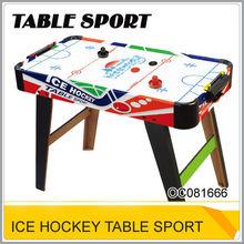 Nuevo 2014 mdf de energía juegos de hockey para adultos/oc081666 niño