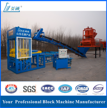 LTQT6-20 semi-automatic hydraulic sand lime brick machine with CE/ISO
