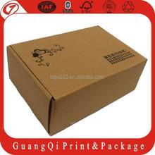High quality packaging box /corrugated box/ carton box wholesale