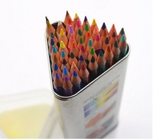 48-color Art Colored Pencils/ Drawing Pencils for Artist Sketch