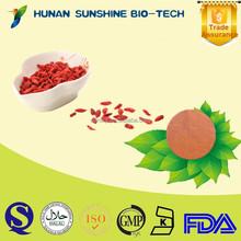 Herbal Medicine Extract Goji Berry P.E./ Lycium Chincnse Mill. Strengthen Liver & Kidney & Improve Eyesight