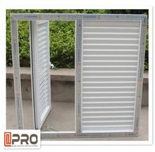 New design swing with sun shade windowshutters,aluminum shutters