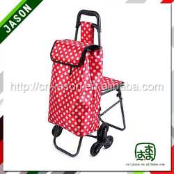 shopping cart fashion travelling trolley bag parts