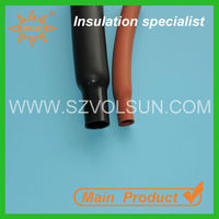 Wholesale Paypal Accept Heat Resistant Silicone Shrinkable Tube