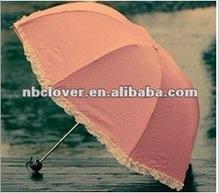 2012 new high quality folding Umbrella two folding umbrella