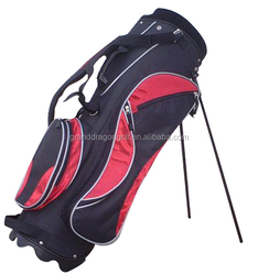 2015 High Quality Stand Carry Golf Bag,china golf bag manufacturer,OEM Nylon Golf Stand Bag