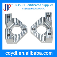 cnc machined metal parts based on drawings